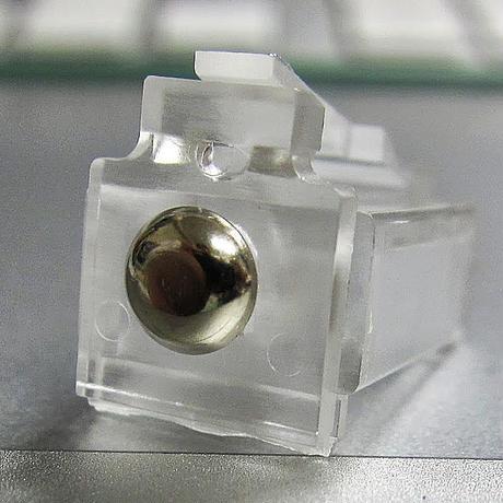 PL-10C LANポートロック・固定リベット型