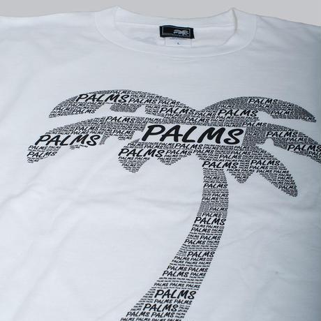 Tシャツコンテスト最優秀賞選出作品・パームマーク in PALMSデザイン