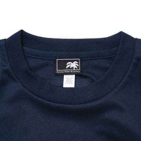 パームスバックロゴ4.4オンスドライロングスリーブTシャツ