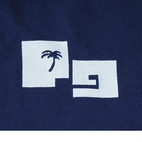 Designed by PALMGRAFFI 風車Palms ロゴ 5.6oz Tシャツ