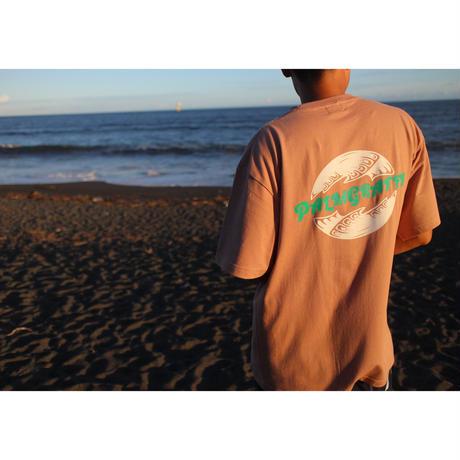 Designed by PALMGRAFFI  Wave Tシャツ 5.6oz