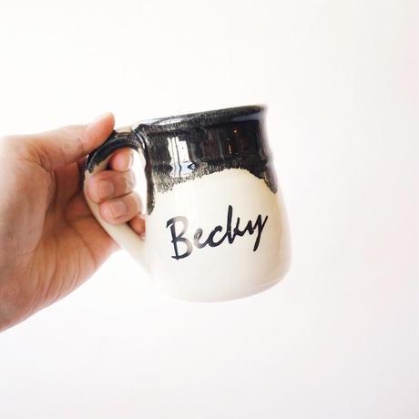 Ceramic Mug - for Becky?