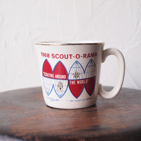 Boy Scout Mug - B