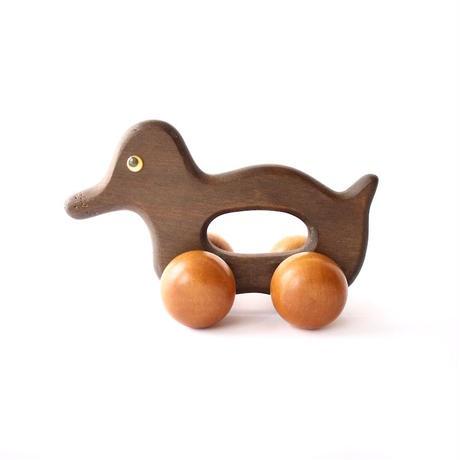 Wooden Duck Massage Roller
