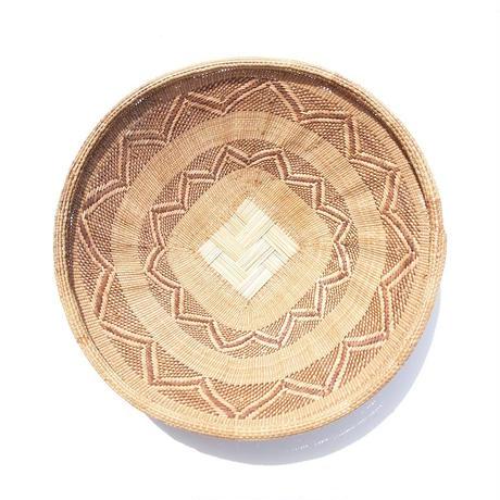 Native American Handwoven Basket
