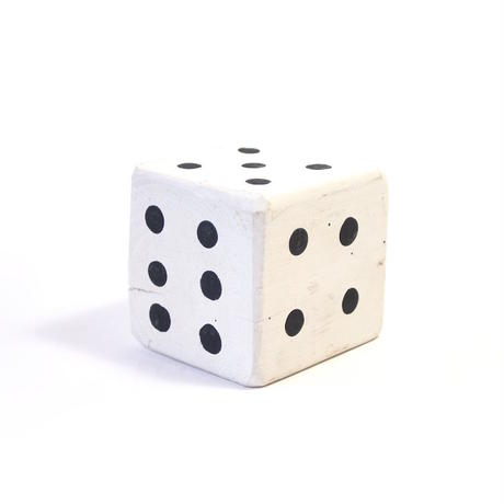 Handmade Wood Dice - A