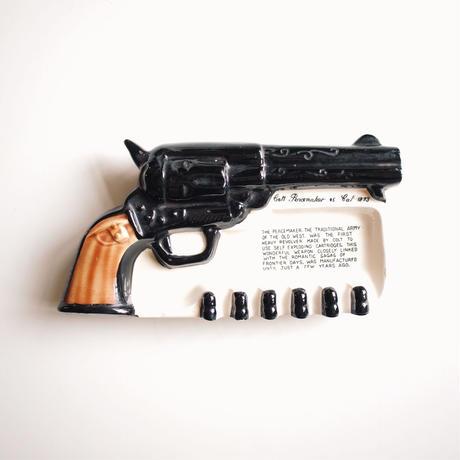 Colt 45 Ceramic Ashtray