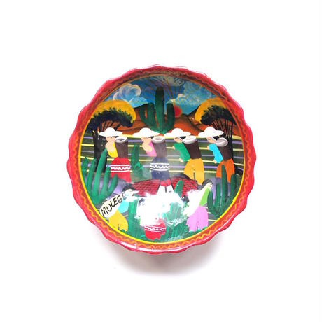 Mexican Pottery Tray