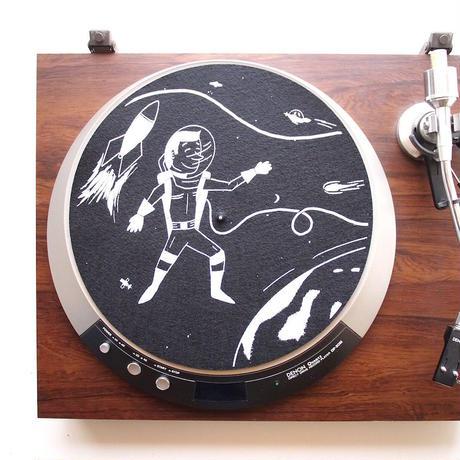 "Turntable Slipmats ""Spaceman"""