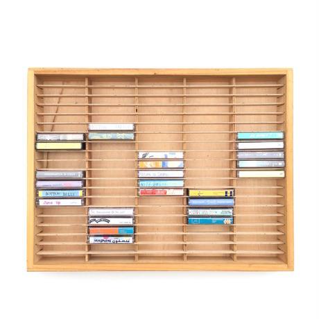 Napa Valley Cassette Tape Storage - 100