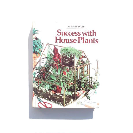Success with House Plants Book