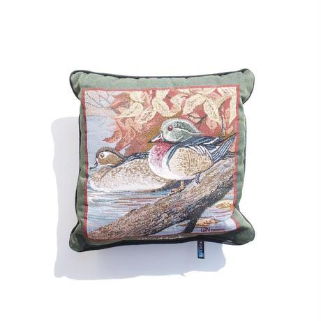 Woodduck Pillow