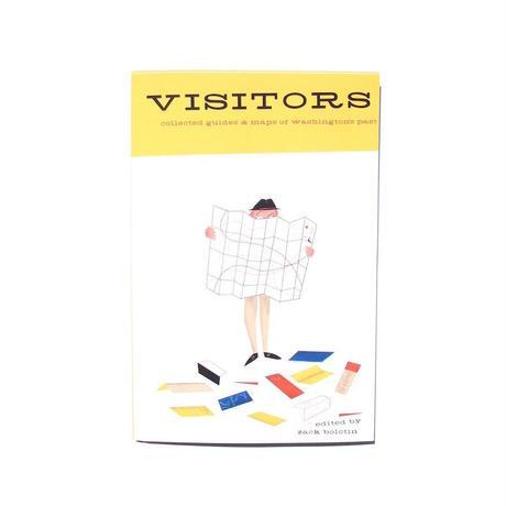 Visitors By Zack Bolotin / Porchlight Design Co.