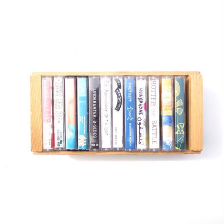 Napa Valley Cassette Tape Storage - 12