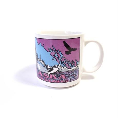 Alaska State Ceramic Mug -  B