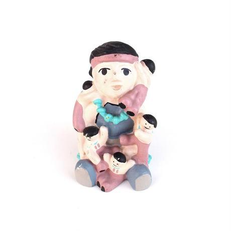 Pottery Storyteller Doll