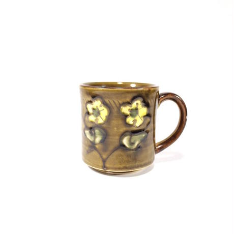 70s Japan Made Ceramic Mug