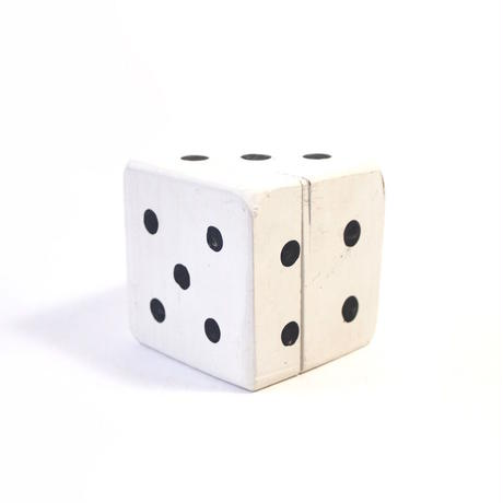 Handmade Wood Dice - B
