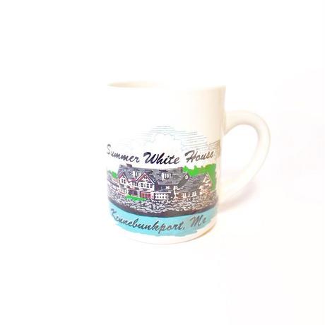Summer White House Mug