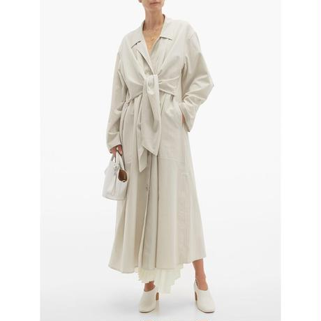 Lemaire ルメール Knotted Trench Coat コート  定価$1200