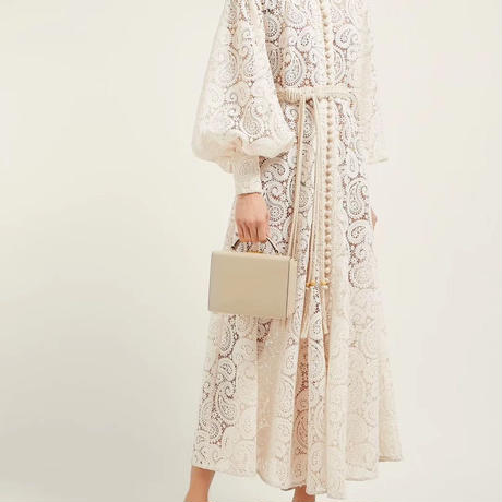 zimmermann ジマーマン Amari Paisley Lace Maxi Dress  ワンピース$1050