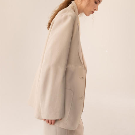 Lemaire ルメール Natural Beige Single-breasted ブレザー 定価$990