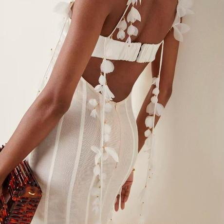 zimmermann ジマーマン Botanica Petal Gown ワンピース 定価$1950