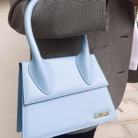 JACQUEMUS ジャックムス Le Grand Chiquito Bag 定価$690
