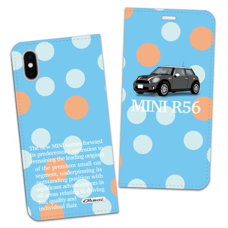 MY-MINI-10-4 手帳型スマホケース