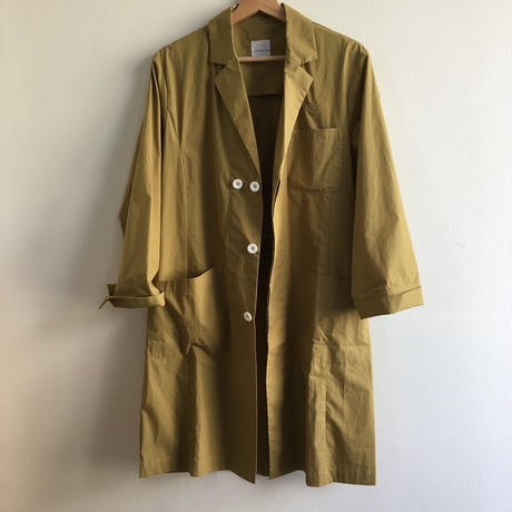 Whyte Coat Dr.Canal(Mustard)