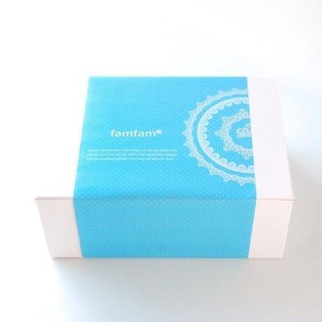 [スコーン専門店 famfam]リッチハニースコーンギフト7P/スコーンクリーム2個付き
