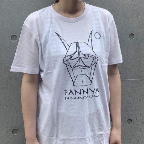 パンニャオリジナルTシャツ『origao』白