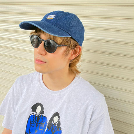 Baseball Cap/ダークブルー