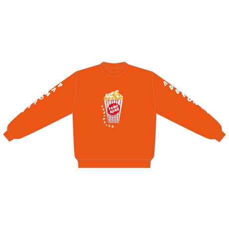 HEAT ADDICTION スウェット/オレンジ