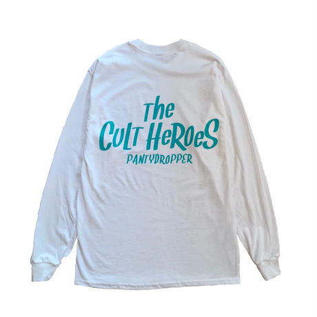 L/S TEE【CULT HEROES】