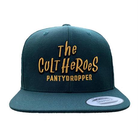 5 Panel cap【CULT HEROES】