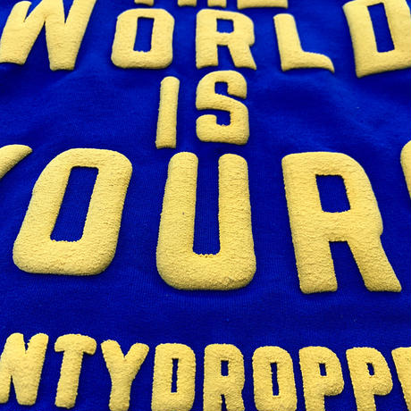 Hoodie【The World is Yours】