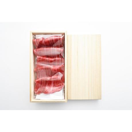 牛肉キャンディ 桐箱 (簡易包装 送料別)
