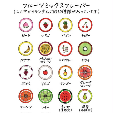 おためしセット(簡易包装 送料別)