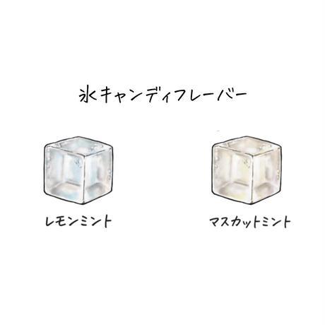 氷キャンディBAGセット(簡易包装 冷蔵 送料別)