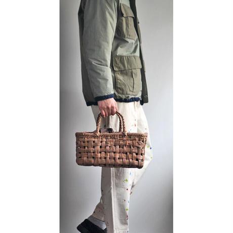 山葡萄のかごバッグ   35cm幅 あずま袋付き 国産(岩手県産樹皮)