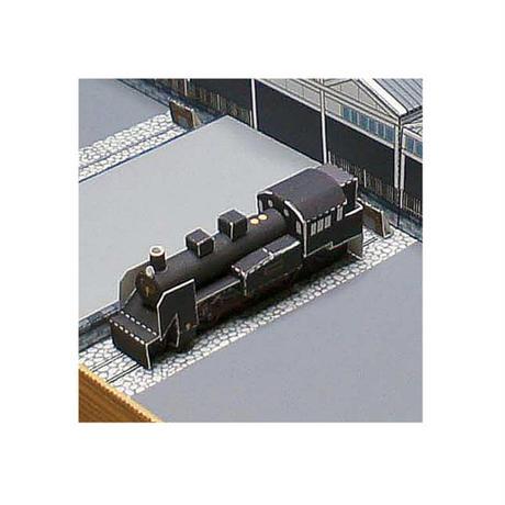 旧新橋停車場(C11型蒸気機関車付き)1/250スケール