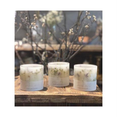 【残数僅か】aroma&naturalwax candle
