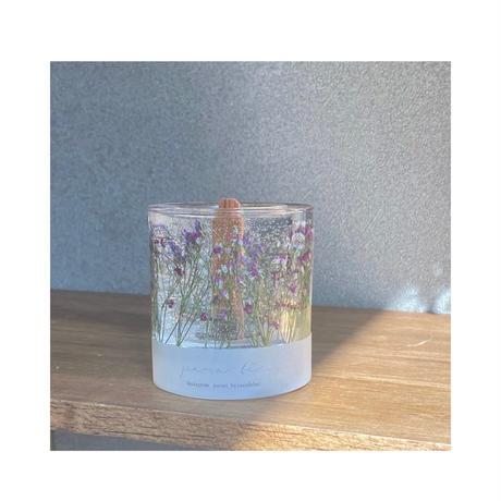【3.4月limited】 gel aroma candle