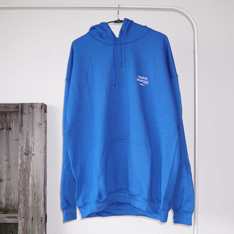 PARADISE GARAGESALE / Palm Hoodie Royal Blue