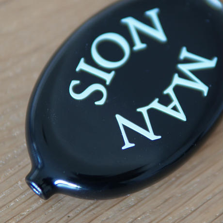 MAN-SION / Coin Case Black