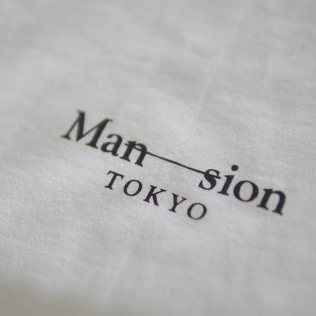 MAN-SION 19 T-shirts White