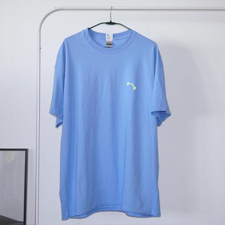 MAN-SION / PEN-SION Tshirts Carolina Blue