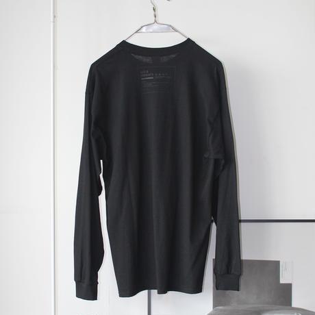 salt & peppers / DIRTY OLDIE L/S shirts Black