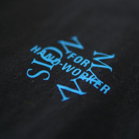 MAN-SION / Hand Worker Tshirts Black